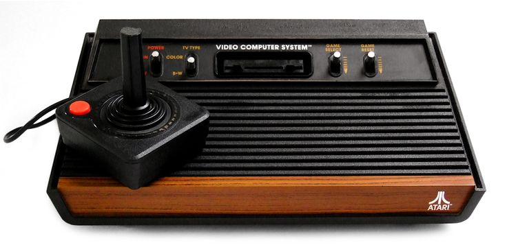 Atari VCS/2600 spent many hours on this machine.... Space Invaders, Missal Command, Donkey Kong, Frogger and the list goes on....