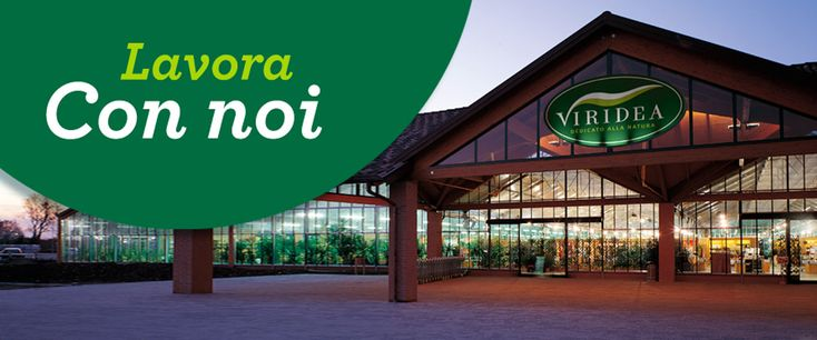 Il garden center Viridea a Collegno (Torino) è aperto tutti i giorni dalle 9.00 alle 19.30