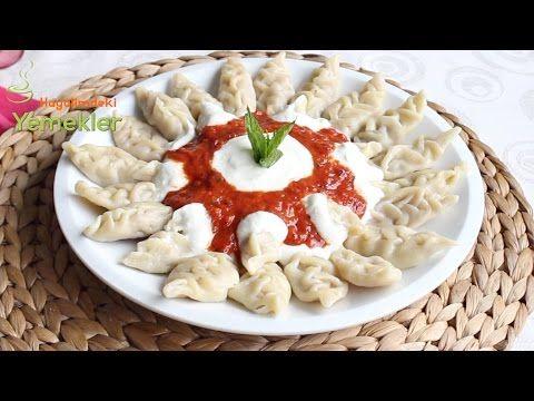Çerkez Mantısı ( Hingel veya Haluj ) Tarifi | Resimli Yemek Tarifleri Hayalimdeki Yemekler