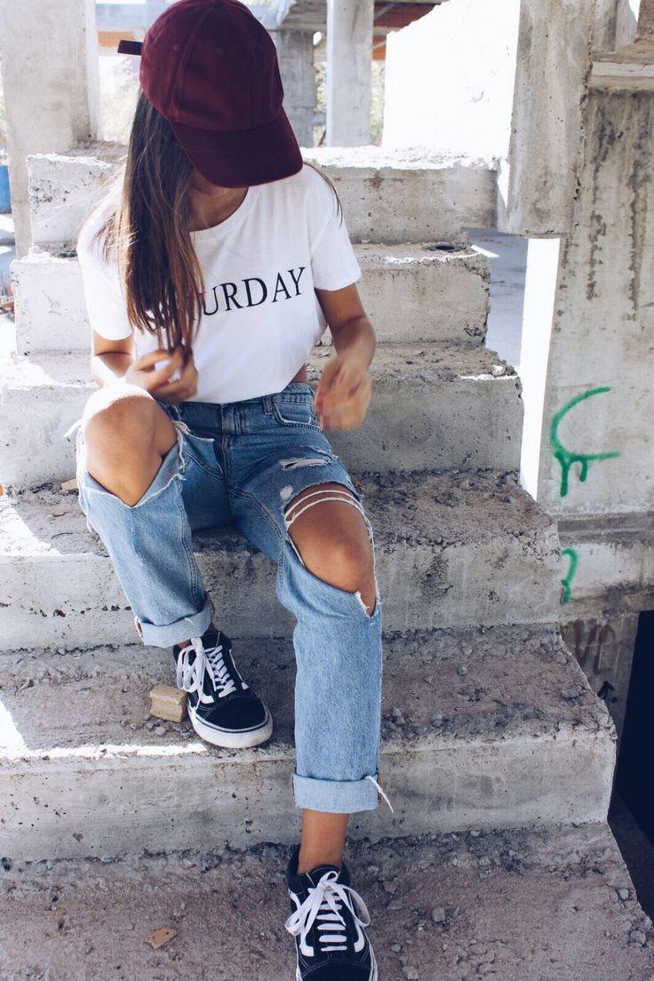 jeans rotos pt // beautetrendy