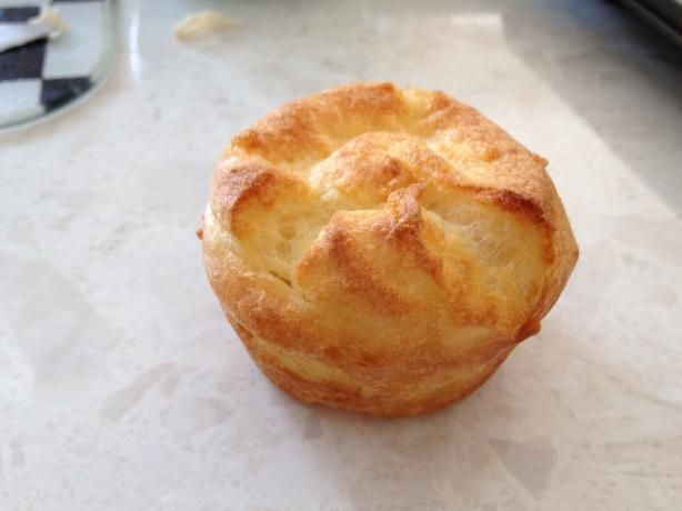 Gluten Free Yorkshire Puddings - make them dairy free with almond milk :)