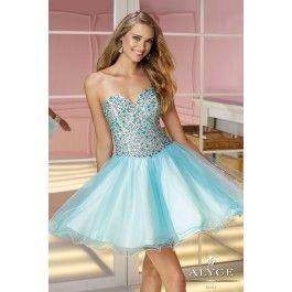 The Hottest Dress Designer hands down! Alyce Paris.  Check out their dresses at alyceparis.com Sweet 16 Dress Style #3589 #http://pinterest.com/alyceparis