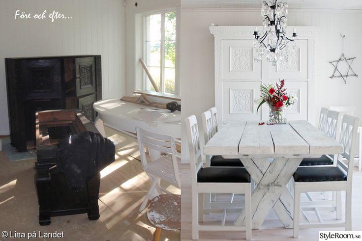 Renovering möbler/matsal - Ett inredningsalbum på StyleRoom av LinaPaLandet