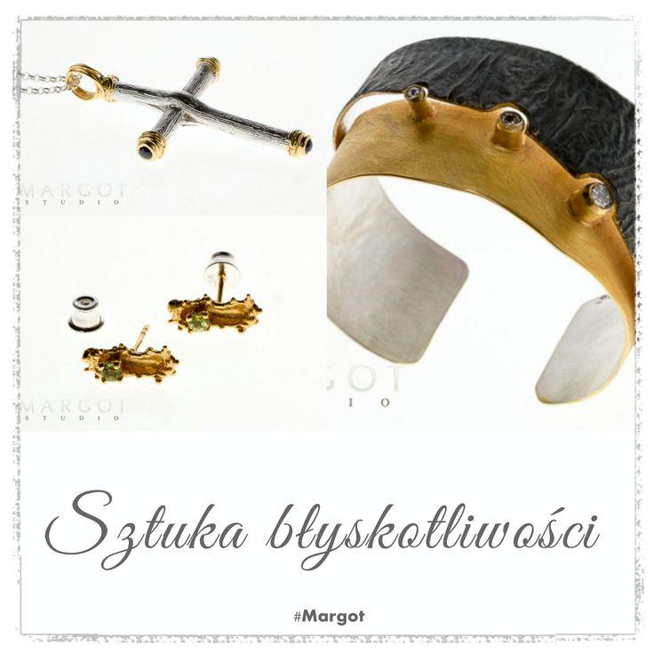 Codziennie inna biżuteria marki #Margot -> daj się zaskoczyć! #silver #gold #handemade #jewellery #polisdesigner http://www.margot-studio.pl