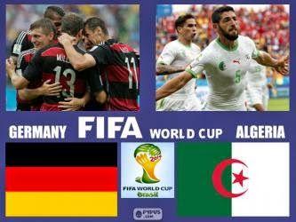 Στοίχημα-Bet : Οι επιλογές μας για το Germany vs Algeria.