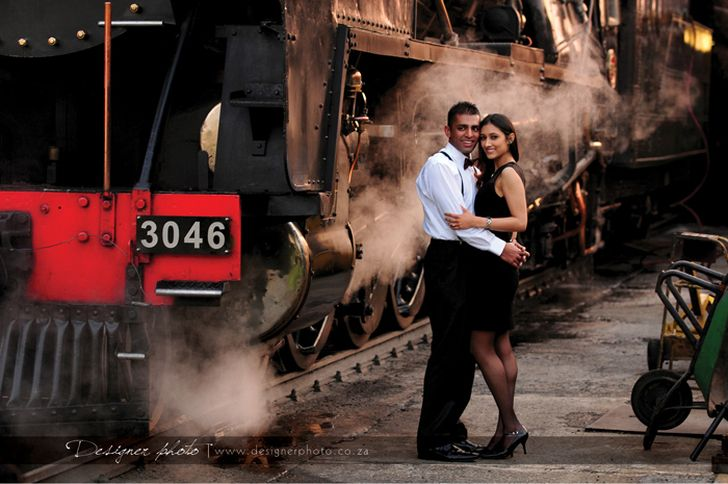 Days gone by... early morning photoshoot at steam train depot