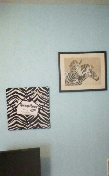 86 best zebra room decor and bath images on pinterest for Zebra room decor walmart