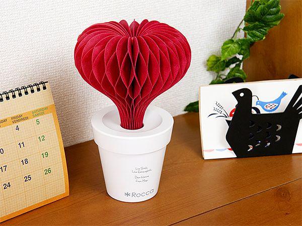 紙の加湿器 トランプ ハート [ 2-U ]