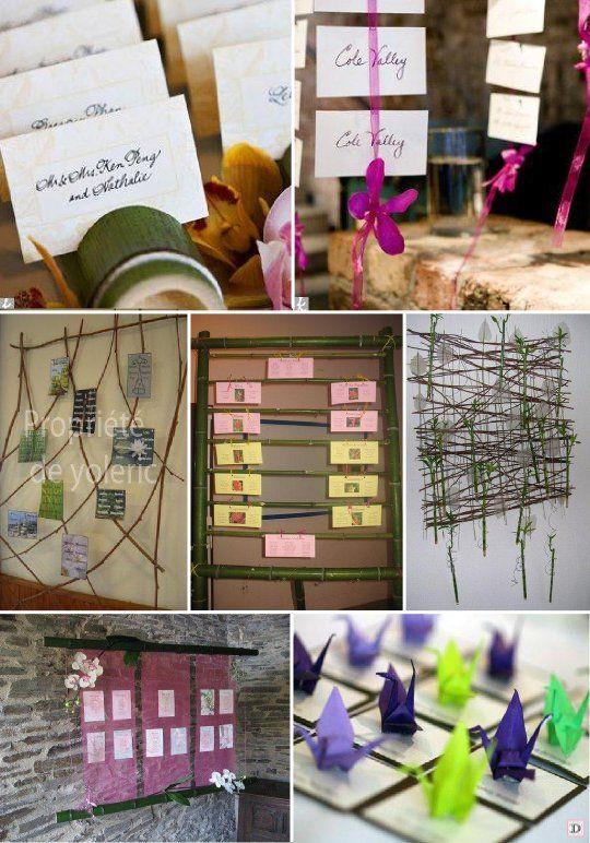 Les 25 meilleures id es concernant d corations asiatiques for Decoration de table zen bambou