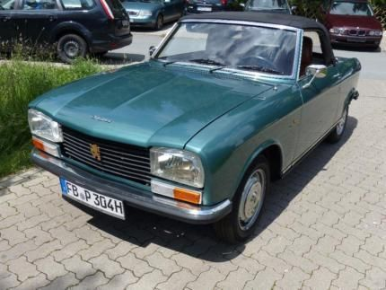 Peugeot PEUGEOT 304 S CABRIO: 8.400€ - Wöchentliche Videos über außergewöhnliche Automobile sowie Berichte von automobilen Veranstaltungen | Weekly videos about extraordinary cars as well as car-event coverage. http://youtube.com/steffeningwersen