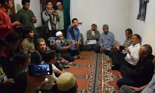 Dilarang Kapolda, Rombongan Kota Padang pada Aksi 212 di Jakarta Gagal Berangkat Hari ini