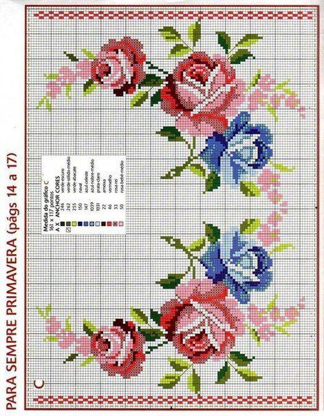 Materiales gráficos Gaby: Plantillas de bordados