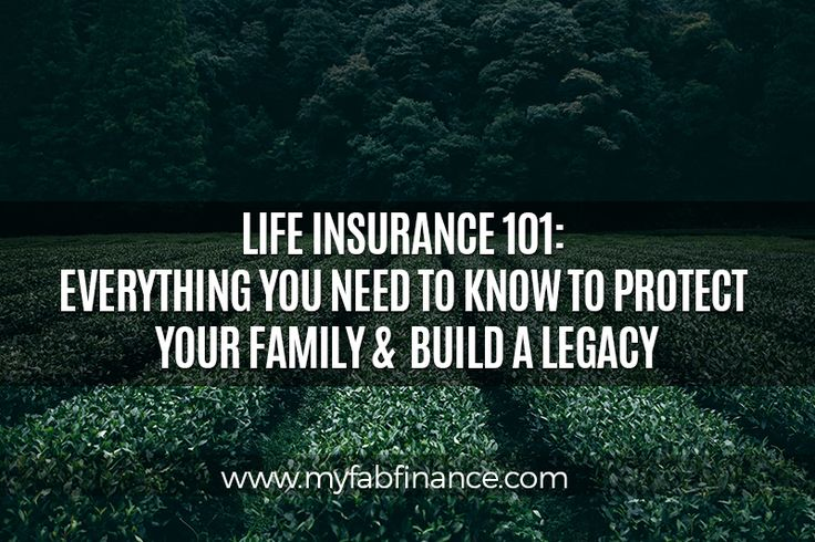 The topicof life insurance can often conjure uncomfortable feelings. Some may even be intimidated by the thought of purchasing a life insurance policy. Why? We primarily like to avoid thinking abo…
