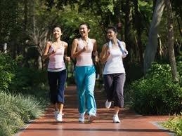 Tubuh Sehat dengan Olah Raga Tepat