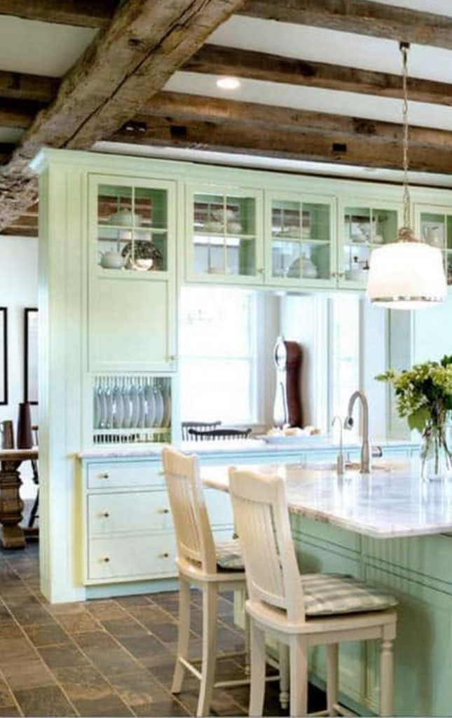 Popular Painted Kitchen Cabinet Color Ideas 2018 Kitchen