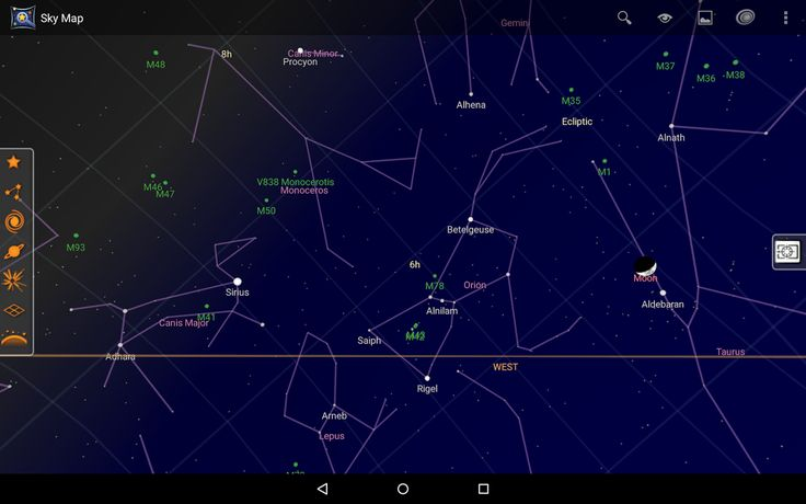 Sky Map - Android Apps on Google Play