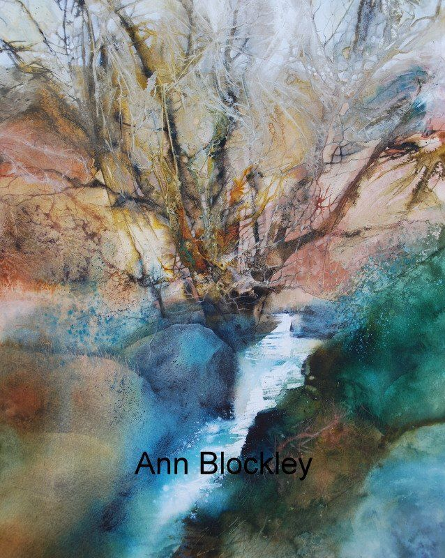 Ann Blockley - Created on Saunders Waterford paper. http://annblockley.com/