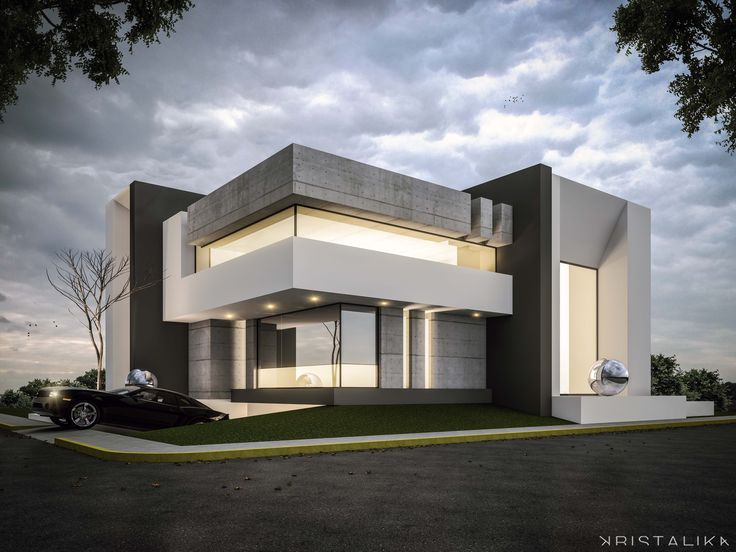 Duplex Exterior Design