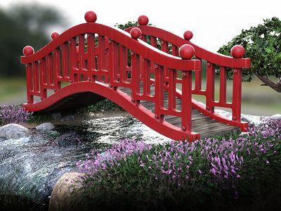 Best 25 Small Japanese Garden Bridges Ideas On Pinterest Garden