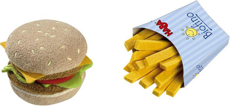 HABA Hamburger & Pommes » Kaufladen & Co. - Jetzt online kaufen | windeln.de