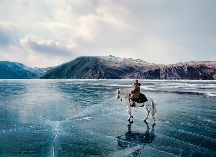ロシアのバイカル湖が完全にファイナルファンタジーの世界wwwwwwwwwww : あじゃじゃしたー