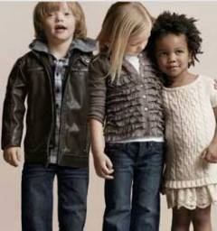 """Child with Down's Syndrome used in ads for Target, Nordstrom. About time that people who are """"differently abled"""" were acknowledged to exist. :)"""