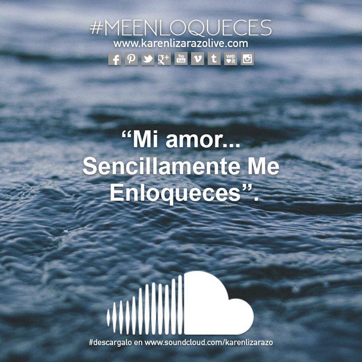 Descarga ya #MEENLOQUECES en SoundCloud. Es la canción oficial de las #Parrandas en el #2015 @Billboard