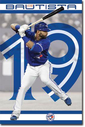 Blue Jays J. Bautista | MLB | Sports | Hardboards | Wall Decor | Pictures Frames and More | Winnipeg | Manitoba | MB | Canada