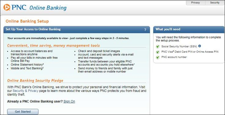 Dear customer of pnc bank doesnt worry about how to