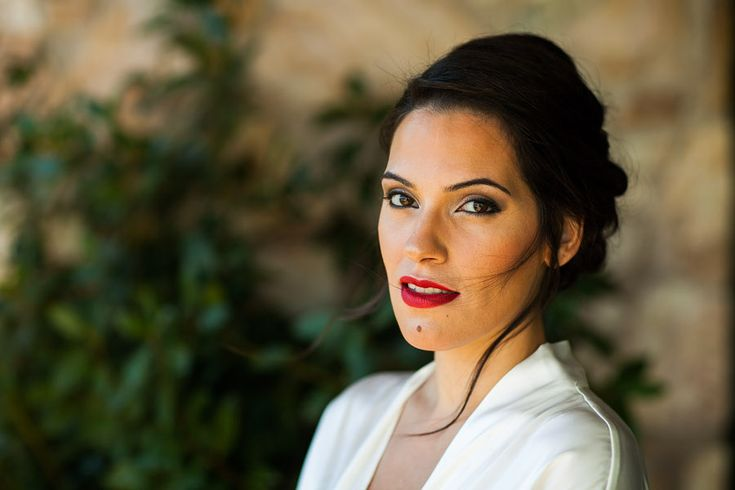 The perfect red lips! #red #redlips #redlipstick by Antigoni Livieratou Photo by Aegina Photographer