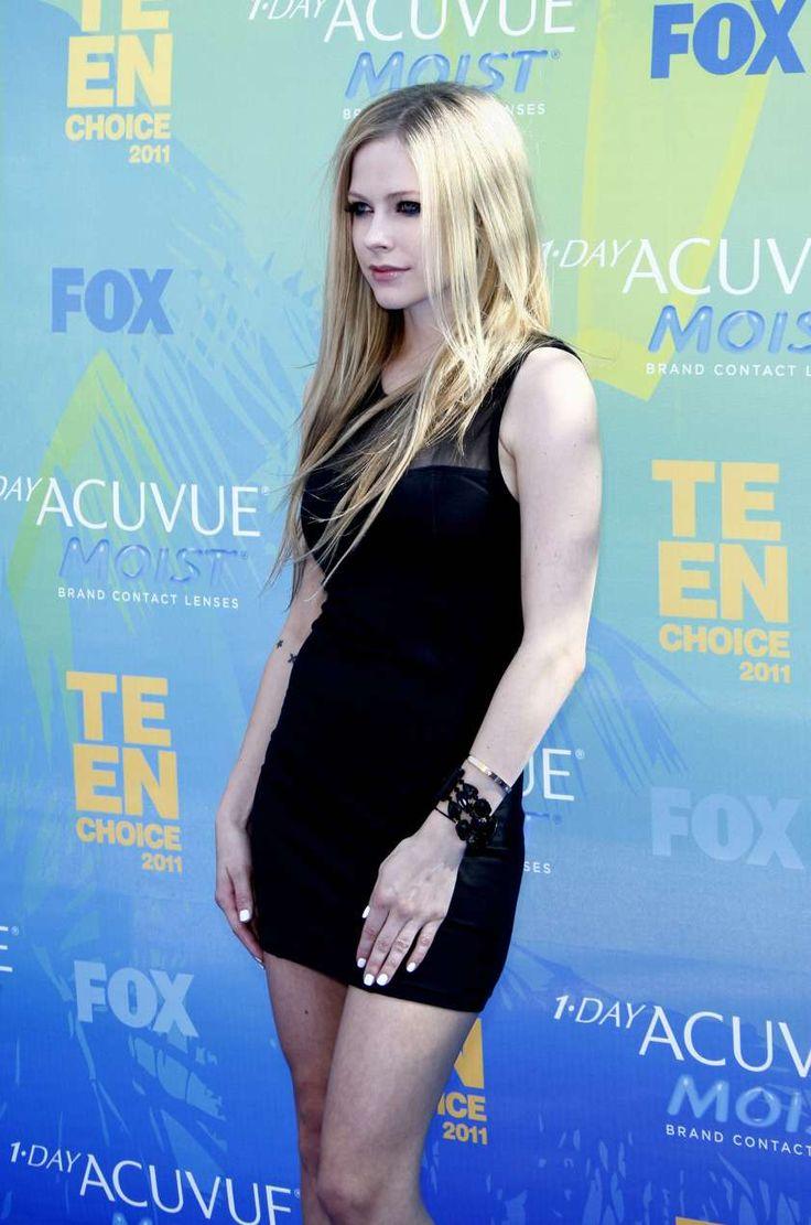 Avril lavigne poran photo