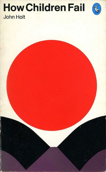 Geometric book cover designs, simple shapes that say it all - Design daily news