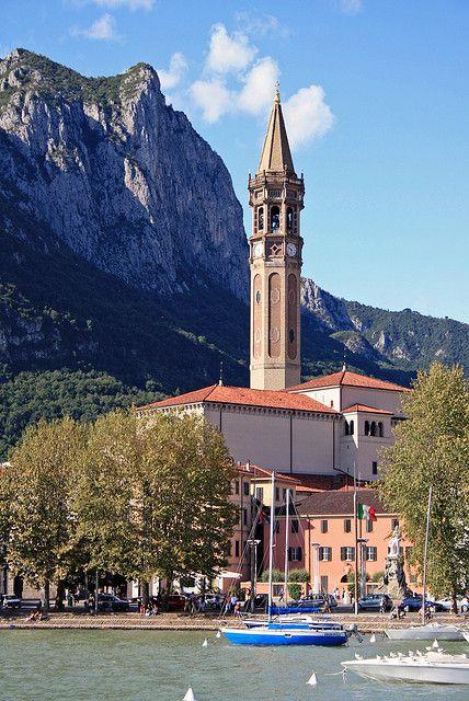 Lecco, Lake Como, Italy