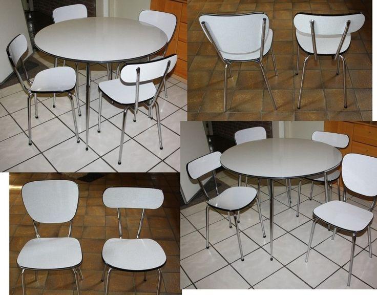 formica tafel doorsnede 1 meter in topstaat : SOLD OUT : Vintage