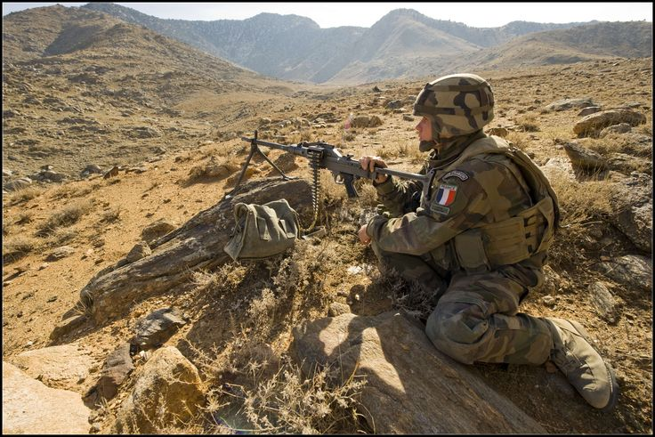 Tireur ANF1. © armée de Terre #infanterie