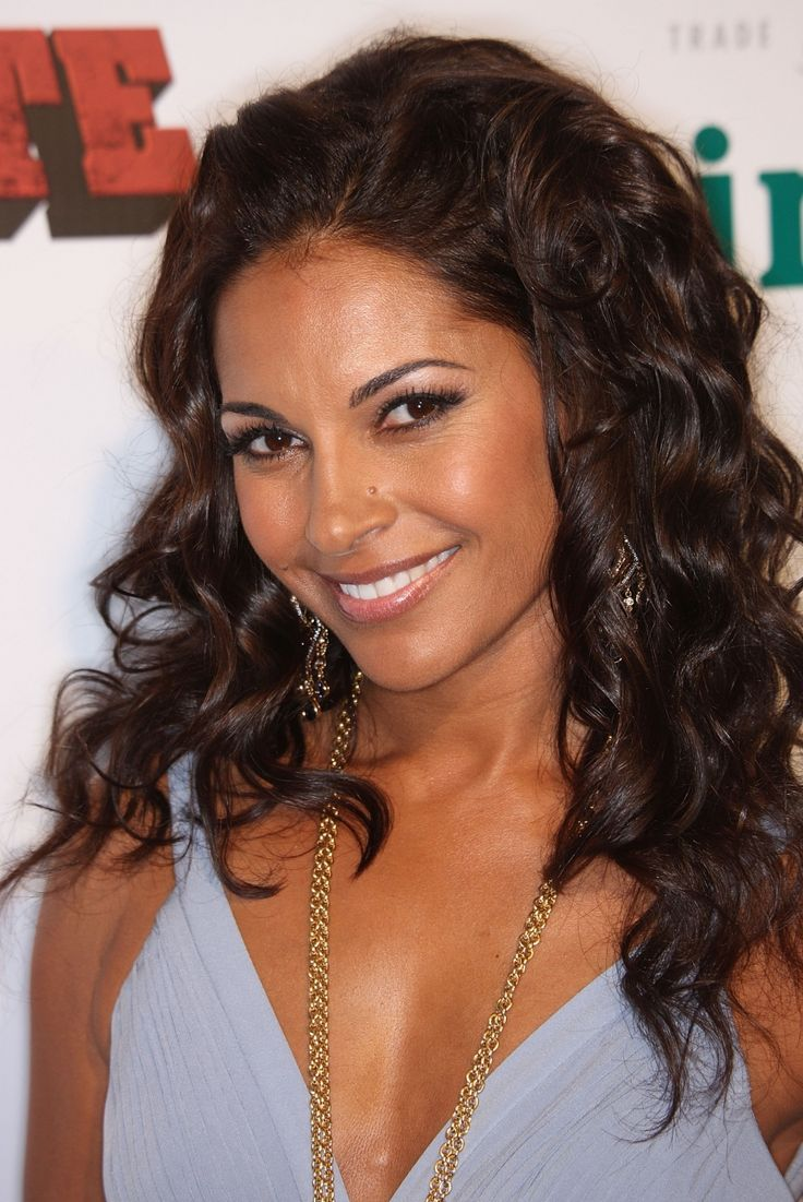 Salli Richardson-Whitfield (mother is of African-American ...