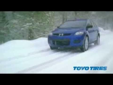 Garit KX (Winter Passenger Tire) - Toyo Tires Canada