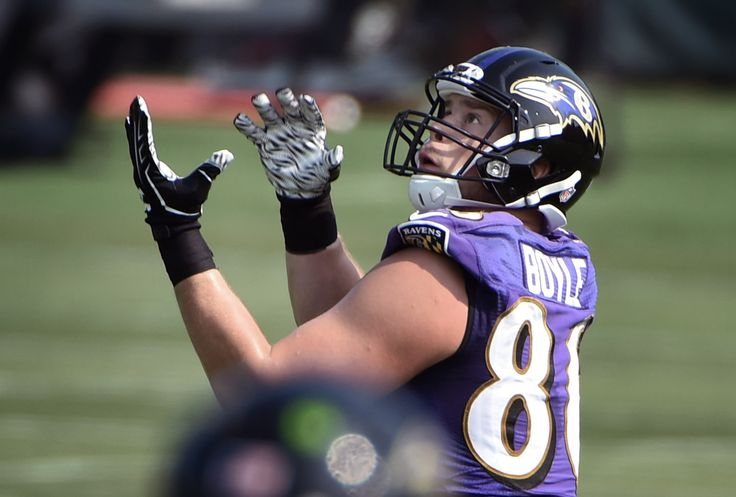 Mike Preston: At this point, Ravens need to hope for one healthy tight end
