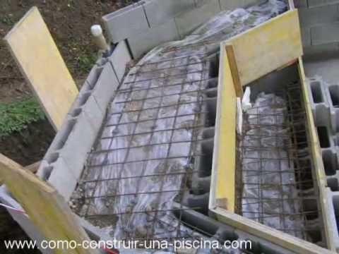 17 images about bloques de cemento on pinterest cinder - Cemento para piscinas ...
