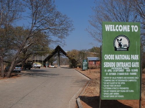 must see in the caprivi strip