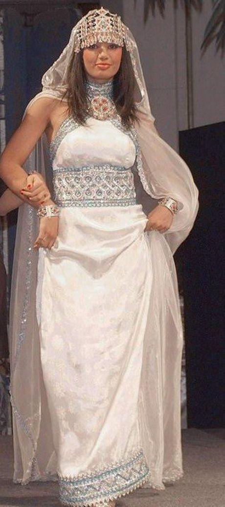 Les robes kabyle moderne 2015