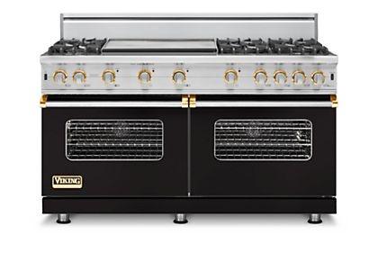 Custom 60 Inch Sealed Burner Gas Range Viking Range