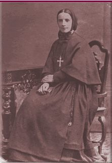 Mother Cabrini in 1880    SAINT FRANCES XAVIER CABRINI  Virgin    TUESDAY FOURTH WEEK OF ADVENT   In All Dioceses of the United States ...