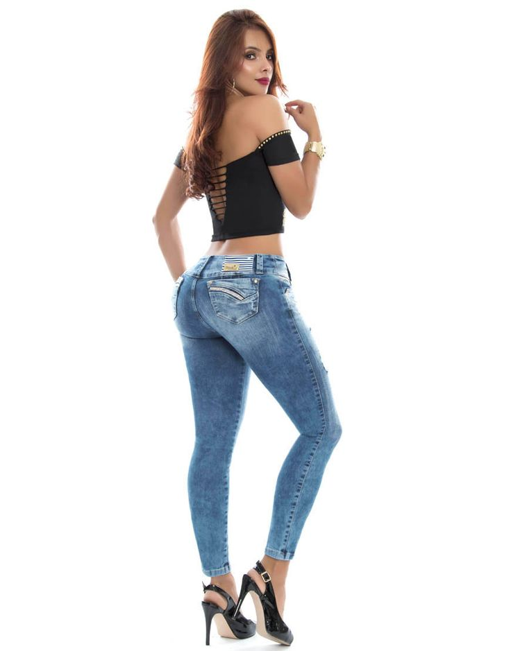 Jean Pitbull PT-6110 Trasera Tenemos novedades en jeans pitbull.  Todos los modelos disponibles en: https://jeanspitbull.com/catalogo-de-jeans-colombianos  #pantalones #levantacola #jeans #pushup #modalatina #modamujer #novedades #nuevacolección  #ventasonline #modacolombia #modamedellin #fashion #cool