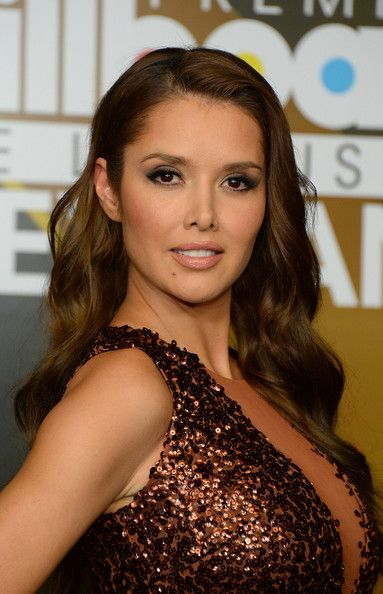Marlene Favela Photos - Actress Marlene Favela poses in the pressroom at the 2013 Billboard Mexican Music Awards held at the Dolby Theatre on October 9, 2013 in…