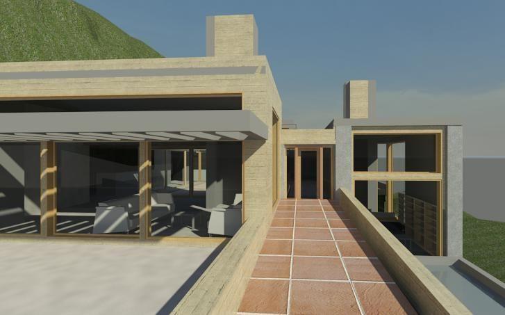 Render Casa Altazor
