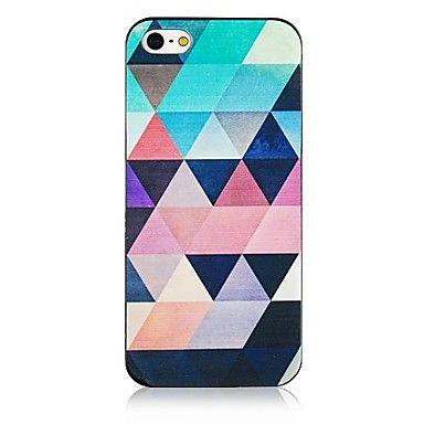Iphone 5/iPhone 5S - Back Cover - Cartoon/Speciaal Design ( Multi-kleur , Plastic ) – EUR € 1.97