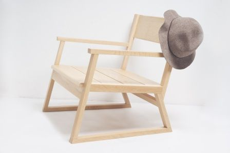 Third Lounge Chair: by Sukalaphan Suwansomboon