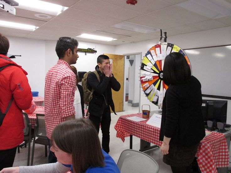 From the Howard Community College English Institute - English Language Center at HCC students celebrated the start of a new semester by chatting and playing games! http://studyusa.com/en/blog/708/from-the-howard-community-college-english-institute