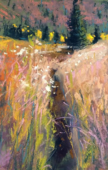 Marla Baggetta Pastel Paintings & Art Workshops | Small Works Webshow